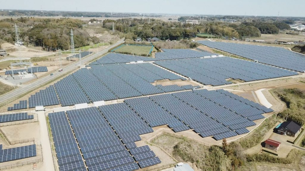 SOLAR ENERGY 伊佐津 太陽光発電所